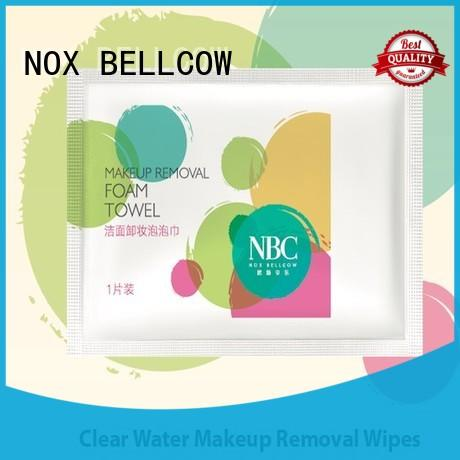 NOX BELLCOW professional wet tissue manufacturer for ladies