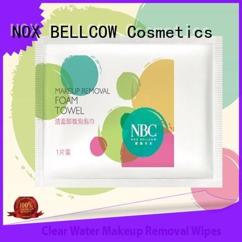 NOX BELLCOW baby wet tissue series for women