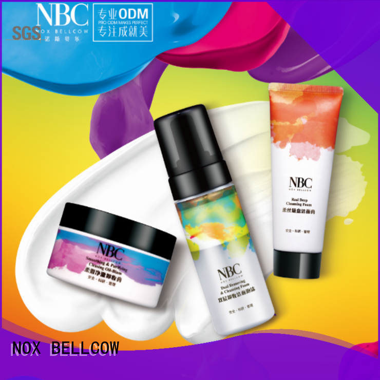 NOX BELLCOW flash customized skin care products supplier for home