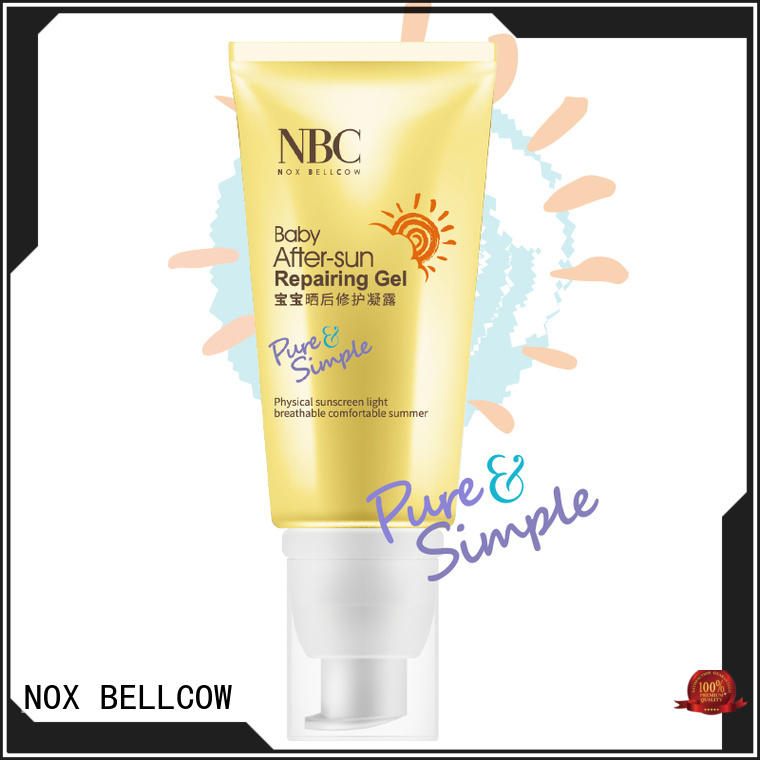 NOX BELLCOW comfort natural baby products company for baby