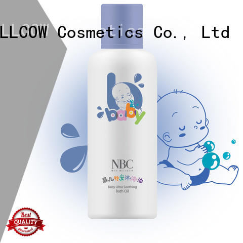 Custom best baby skin care products comfort company