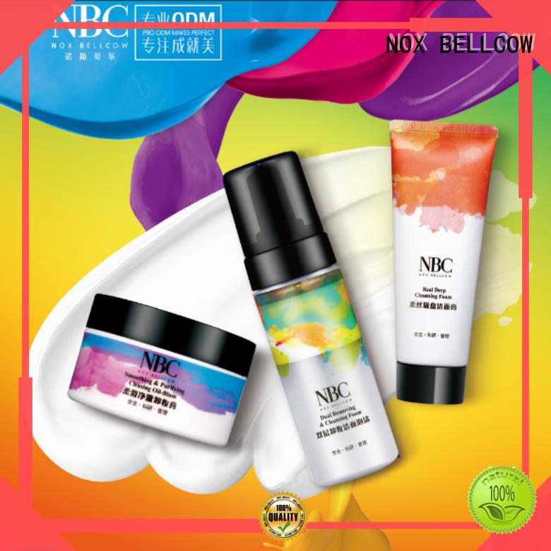 fragrance fermentmoist skin lightening cream micro•moisture face NOX BELLCOW Brand