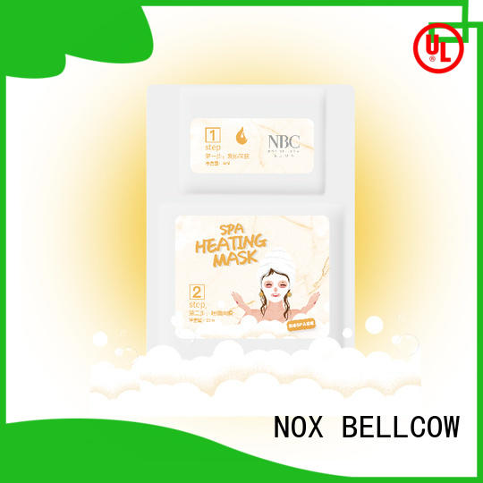 NOX BELLCOW control facial face mask products series for home