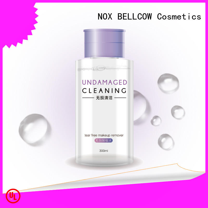 NOX BELLCOW professional skin products manufacturer for skincare