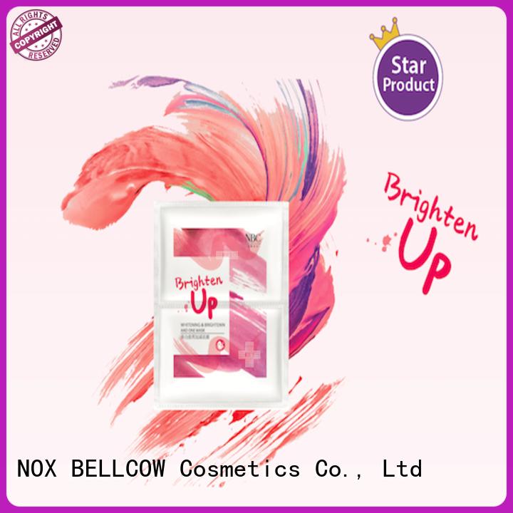 NOX BELLCOW pocket facial face mask wholesale for beauty salon