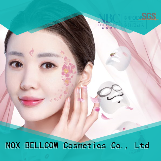 nourishing facial mask manufacturer veocel™facial series for travel