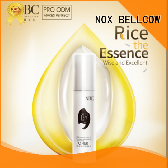 NOX BELLCOW illuminating skin products series for skincare