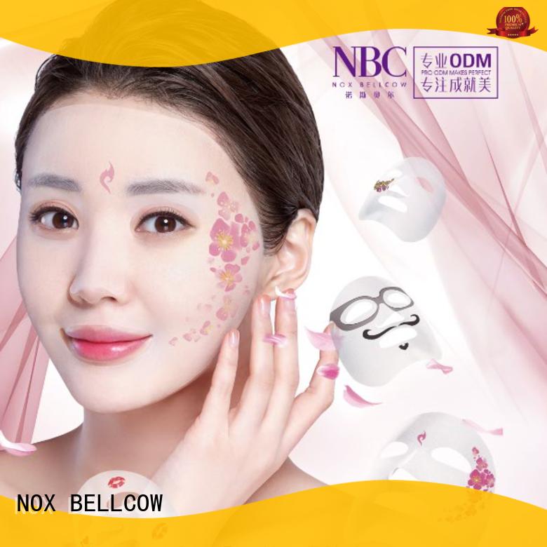 nourishing facial sheet mask manufacturer foam factory for home
