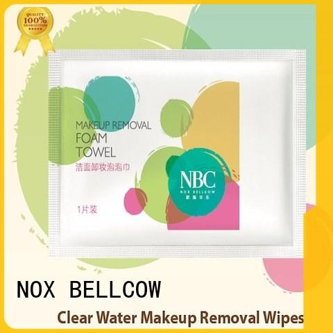 NOX BELLCOW safety wet tissue series for ladies
