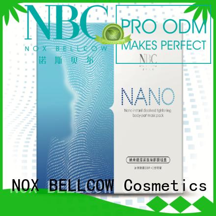 NOX BELLCOW fresh pore shrinking mask factory for women