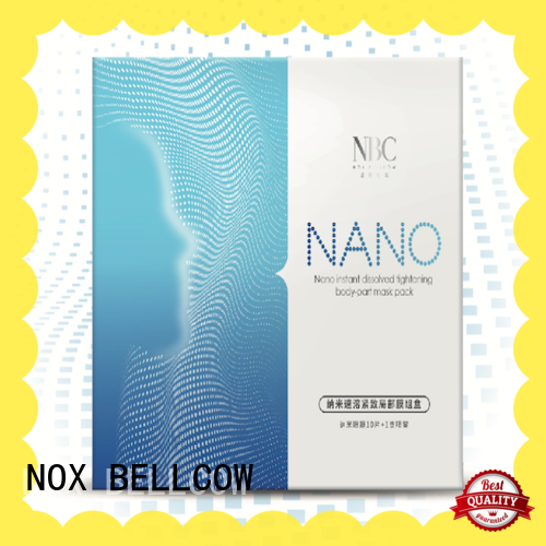 NOX BELLCOW charcoal facial sheet mask manufacturer manufacturer for man