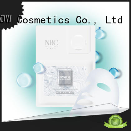 NOX BELLCOW aloe facial face mask products factory for beauty salon