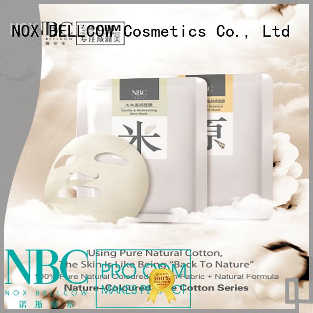 pocket hydrating ari facial mask manufacturer NOX BELLCOW