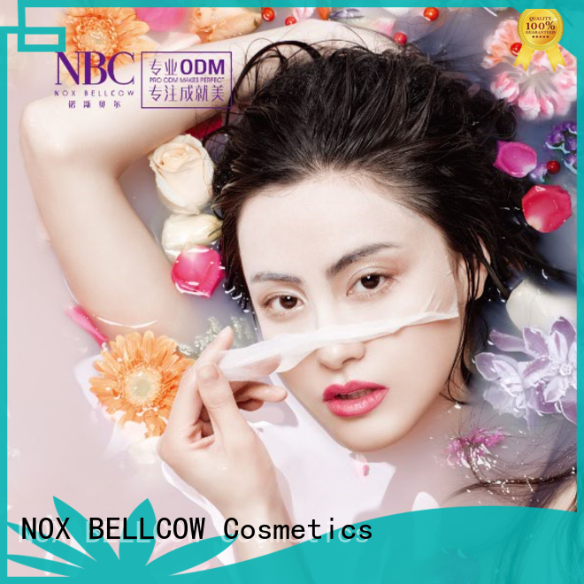 NOX BELLCOW scitech korean face mask factory for beauty salon