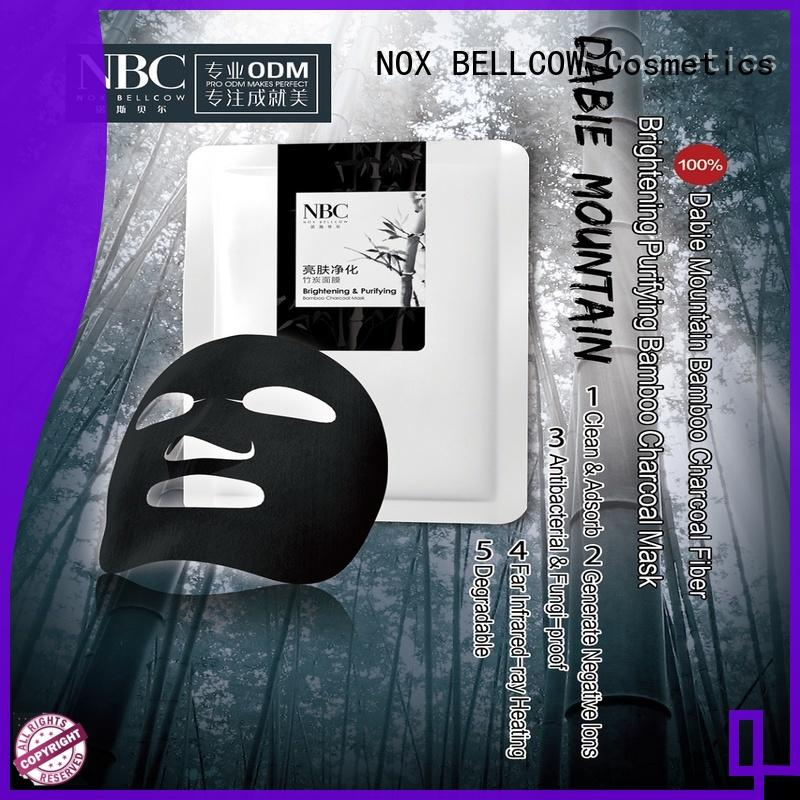 NOX BELLCOW oil facial face mask products factory for travel
