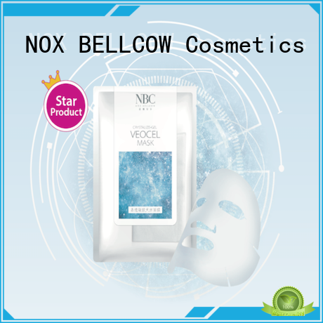 NOX BELLCOW pocket bamboo charcoal mask premium for women