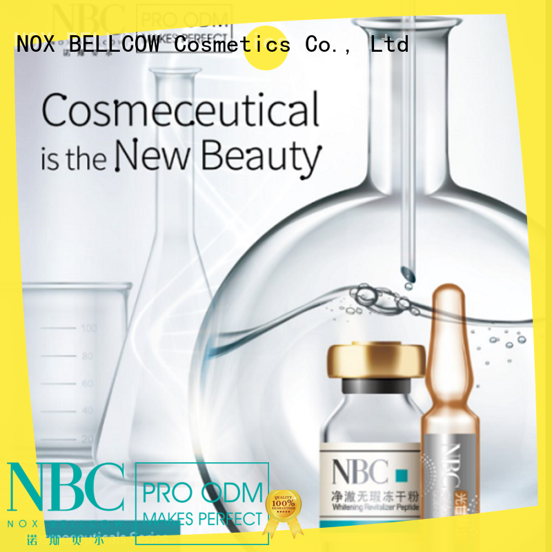 series cosmeceutical products effective NOX BELLCOW company