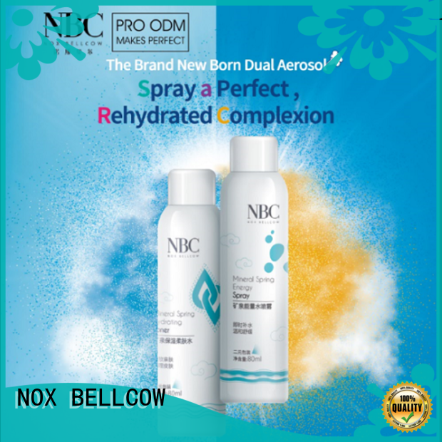 NOX BELLCOW healing skin products series for skincare