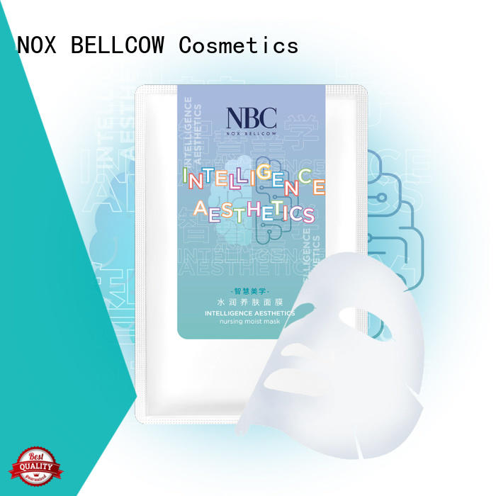 NOX BELLCOW nourishing facial mask skin care products wholesale for travel