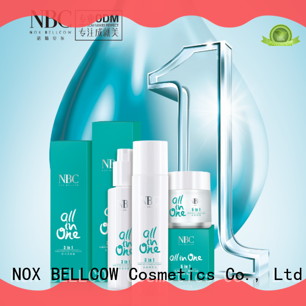 nature custom skin care routine skin series for travel