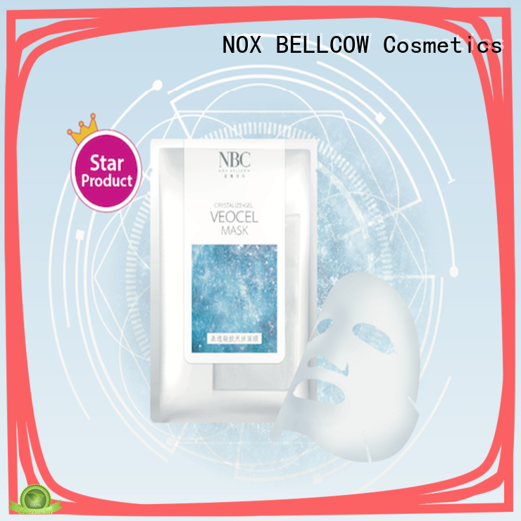 NOX BELLCOW art facial mask for women wholesale for travel