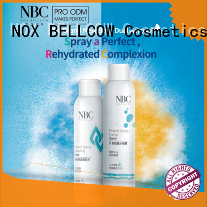 NOX BELLCOW vline skin products series for women