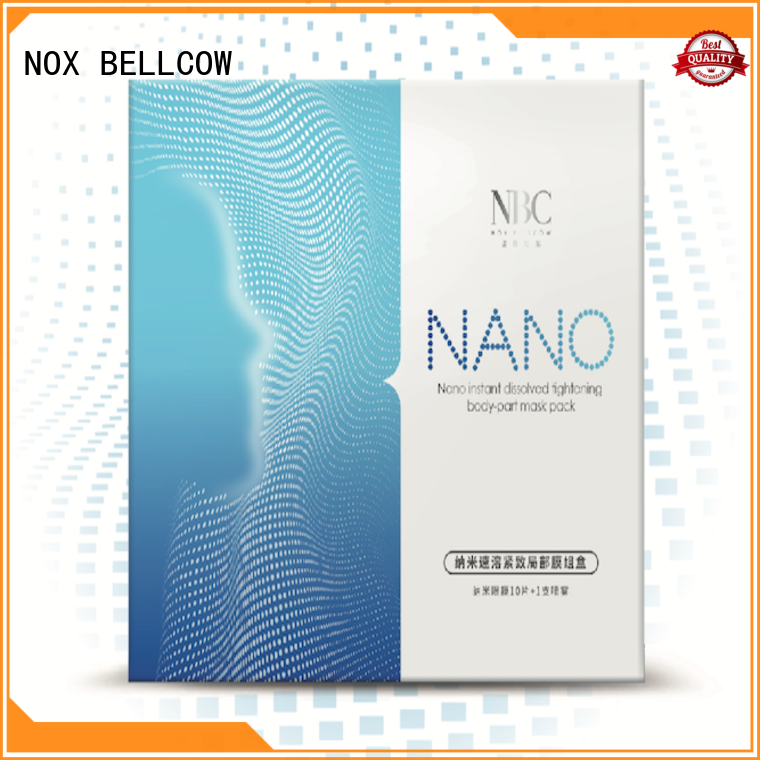 NOX BELLCOW instant best face mask for dry skin repairing for home