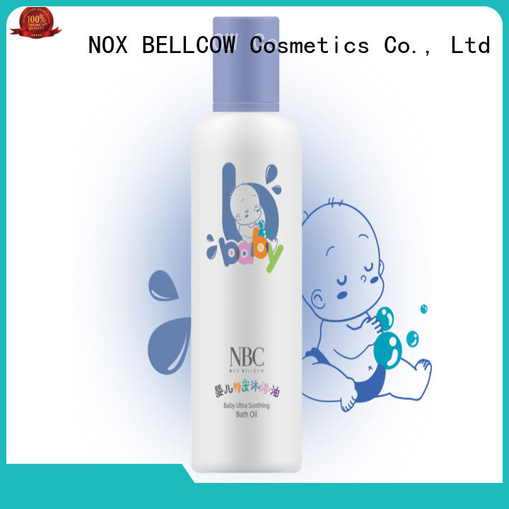 Wholesale baby skin care products wash factory
