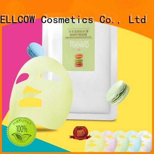 Quality NOX BELLCOW Brand hydrogel facial mask manufacturer
