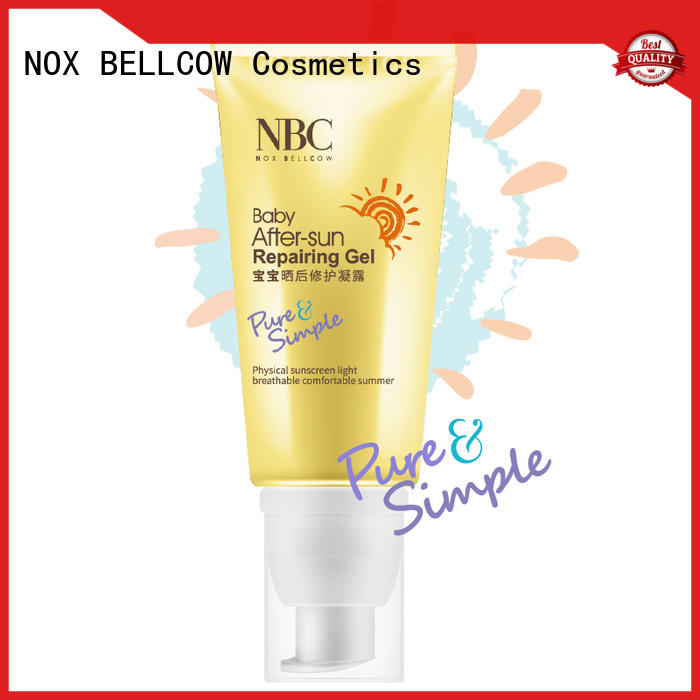 NOX BELLCOW New best baby skin care products Suppliers