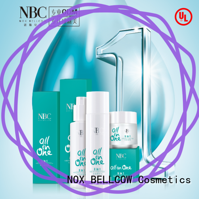 NOX BELLCOW beauty face skin products supplier for travel