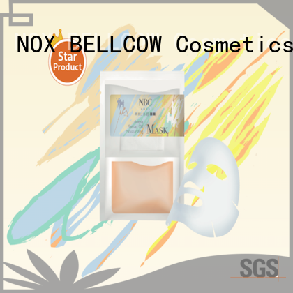 NOX BELLCOW oil control facial face mask products wholesale for home