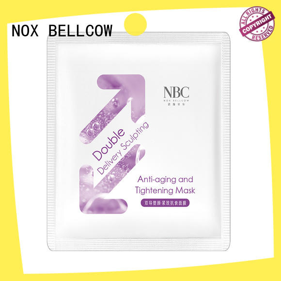 NOX BELLCOW premium moisturizing face mask manufacturer for travel
