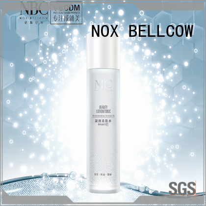 NOX BELLCOW moisturizing facial skin care products plus for man