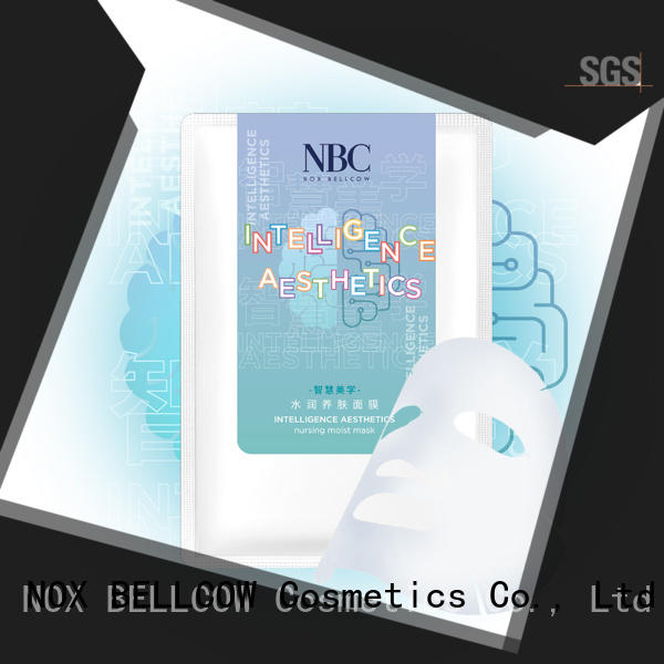 NOX BELLCOW firming best hydrating face mask factory for man