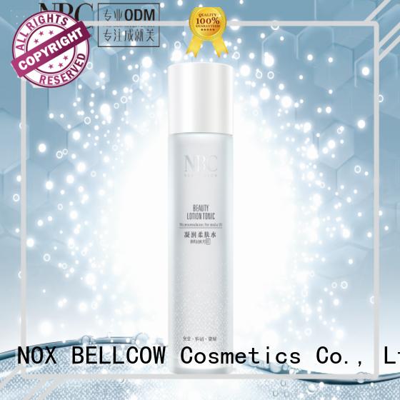 NOX BELLCOW Brand treatment unisex skin lightening cream clean supplier