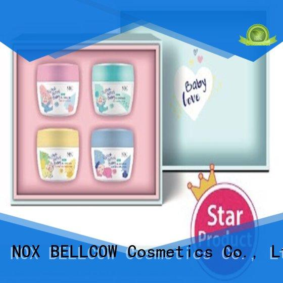 NOX BELLCOW soothing baby skin care products factory for baby