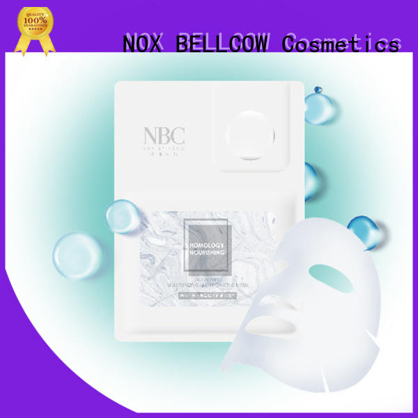 NOX BELLCOW hydrogel facial mask for women manufacturer for women