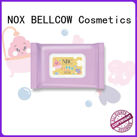 NOX BELLCOW wipes wet tissue wholesale for ladies