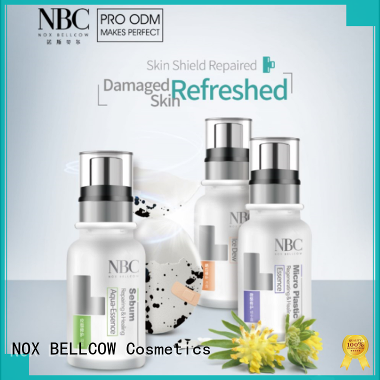 NOX BELLCOW safety skin products series for ladies