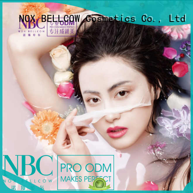 NOX BELLCOW tightening mask for sensitive skin factory for travel