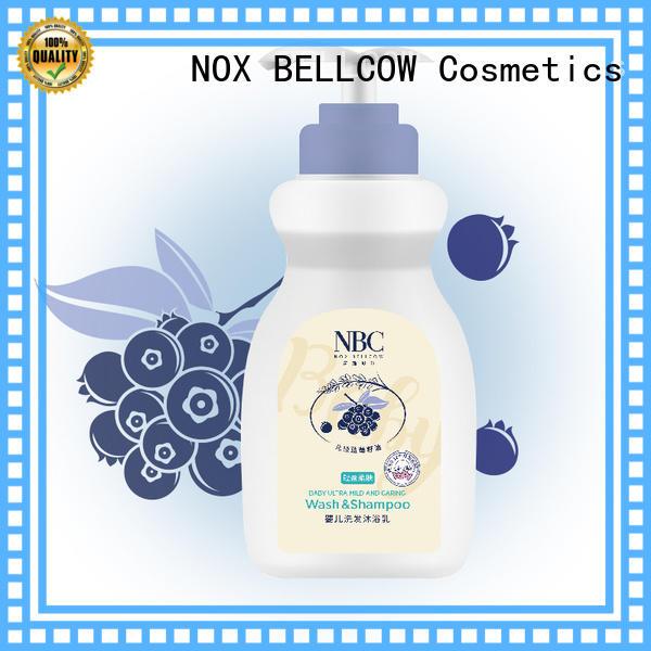NOX BELLCOW Custom baby skin care company