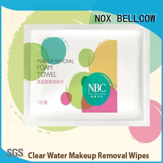 online wet tissue clear supplier for skincare