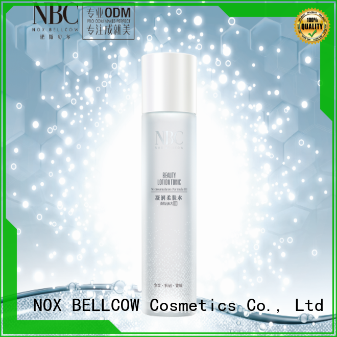 NOX BELLCOW soda professional skin care supplier for travel