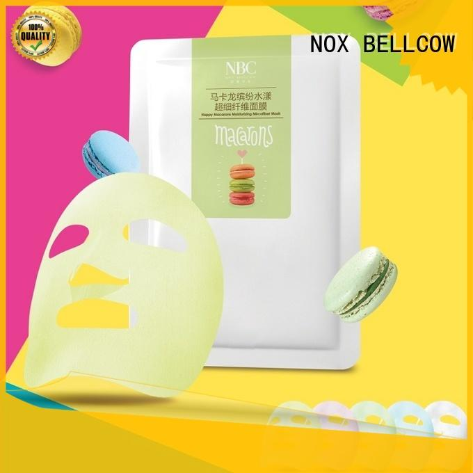 NOX BELLCOW premium japanese face mask series for home
