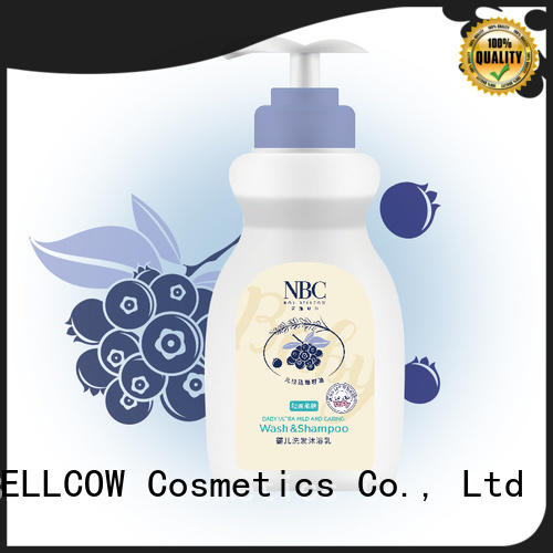 NOX BELLCOW New baby skin care products factory