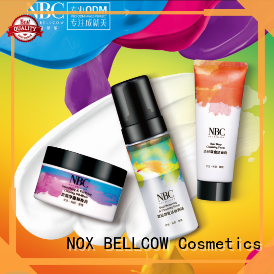 alleffect best facial skin care line supplier for man NOX BELLCOW