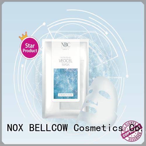 NOX BELLCOW nourishing sheet face mask manufacturer for women