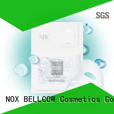 NOX BELLCOW antiblue hydrating facial masque supplier for travel