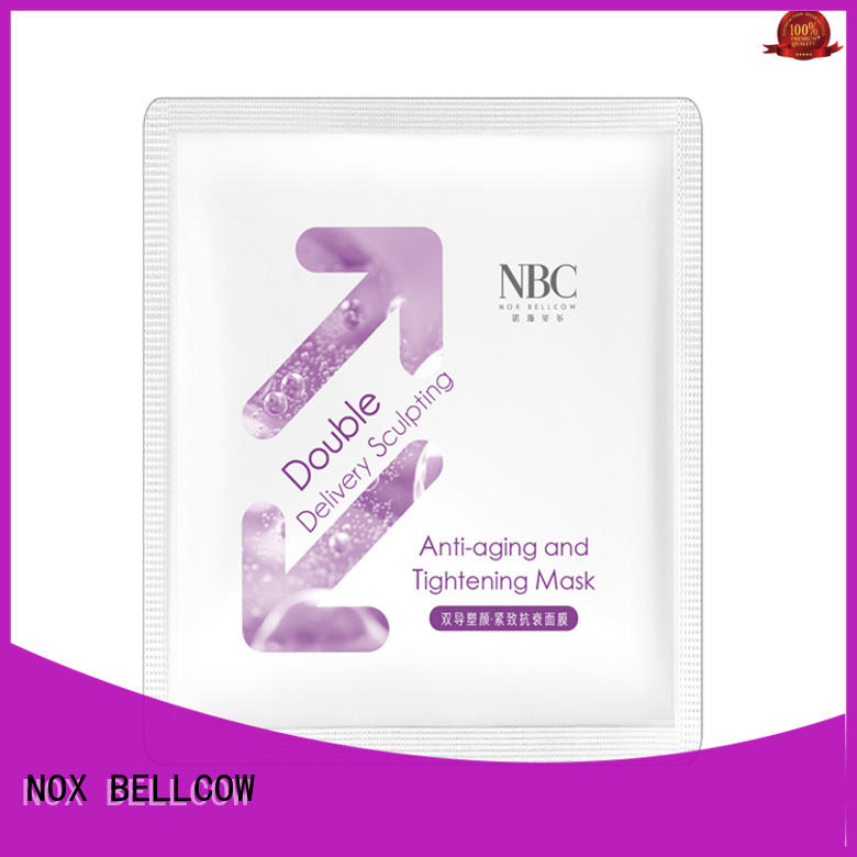 NOX BELLCOW oil korean face mask supplier for home